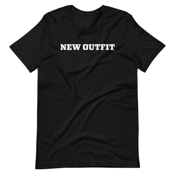 """Men's """"New Outfit"""" Tee"""